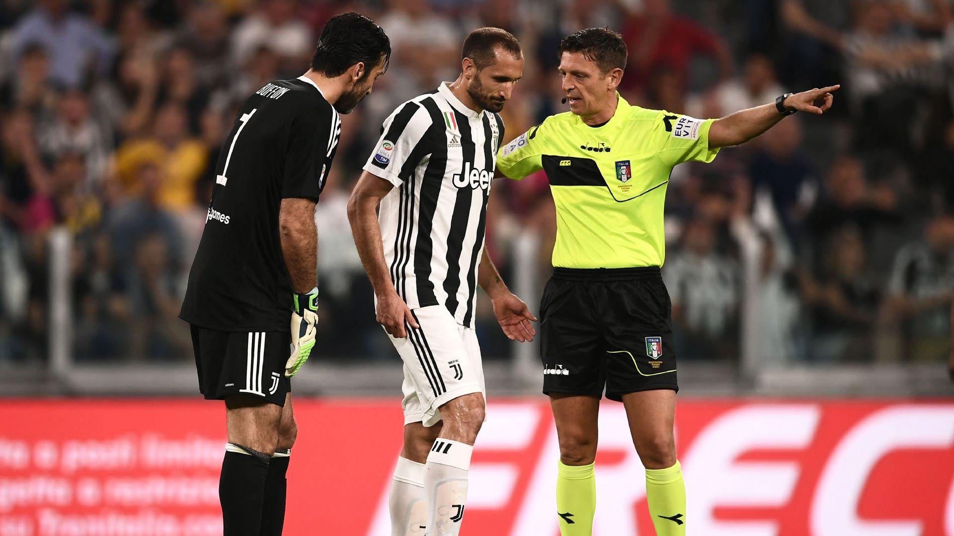Juventus, Chiellini salta l'Inter: lesione al bicipite femorale. Stagione finita?