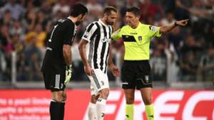 Giorgio Chiellini Juventus Napoli Serie A