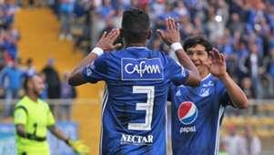 Millonarios gol a Equidad Liga Águila 2019