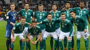 Alemania España Amistoso Internacional