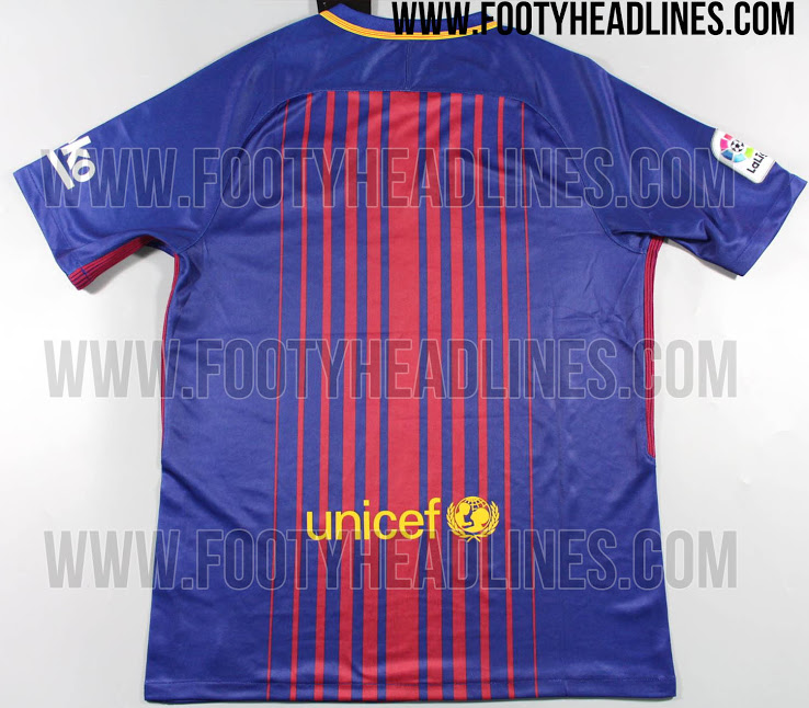 barcelona trikot 17 18