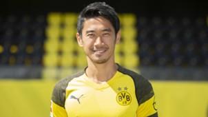 2018-08-17 Kagawa Shinji Dortmund
