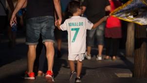 Fan Cristiano Ronaldo Real Madrid