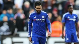 Kiungo wa Chelsea Cesc Fabregas