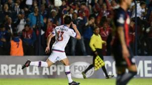 Matias Zunino Nacional San Lorenzo Copa Sudamericana 25092018
