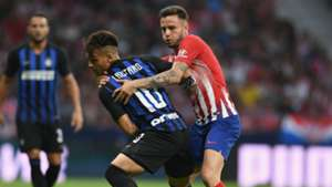 Lautaro Martinez Inter Atletico Madrid 11082018