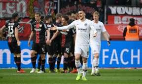 Bayer Leverkusen Frankfurt 2019