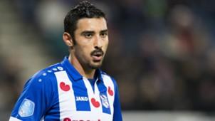 Reza Ghoochannejhad, sc Heerenveen, Eredivisie 11252017