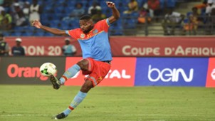 Cedric Bakambu Congo DR Afcon 2017