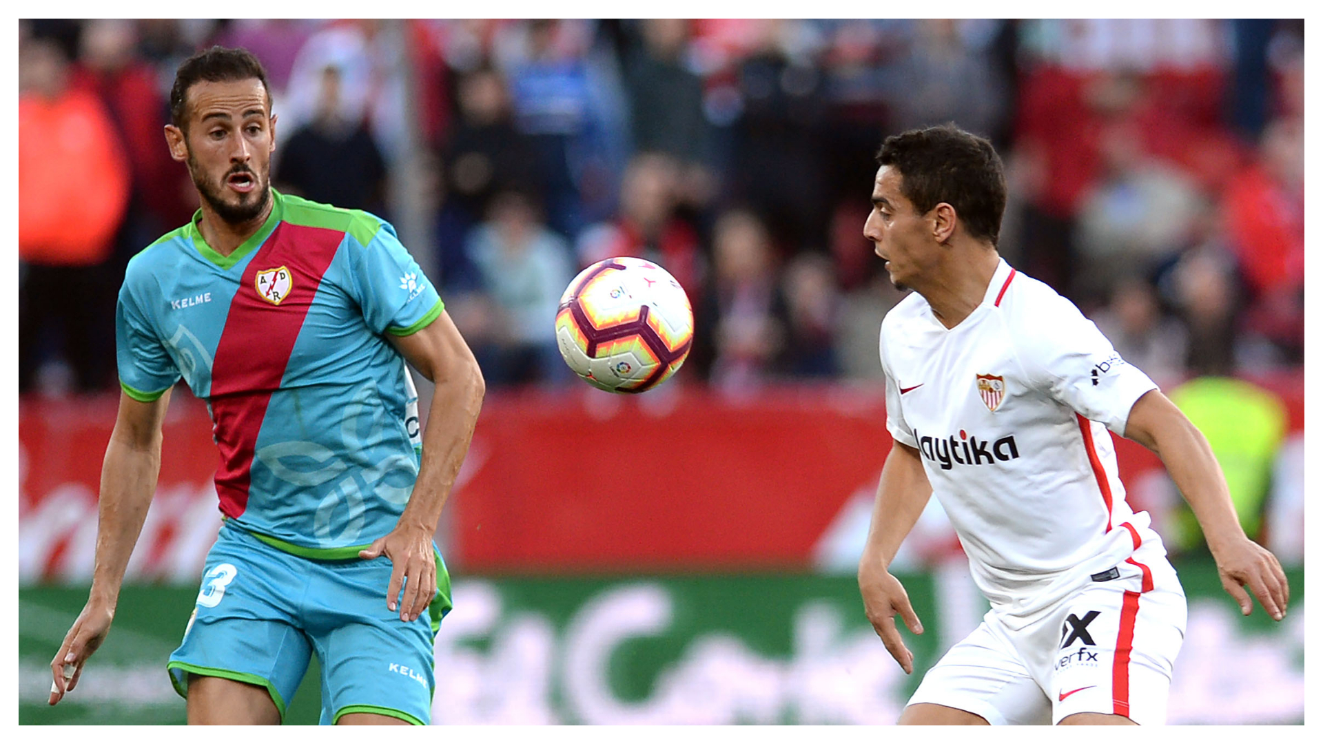 Ben Yedder Sevilla Rayo Vallecano LaLiga