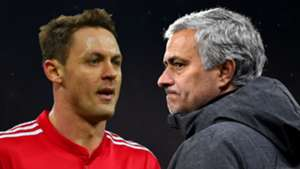 Nemanja Matic Jose Mourinho