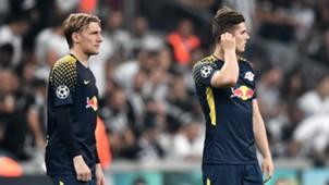 Sabitzer Forsberg RB Leipzig Besiktas Champions League 09262017