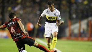 Nazareno Solis Boca Patronato Campeonato Primera Division Fecha 20 16042017