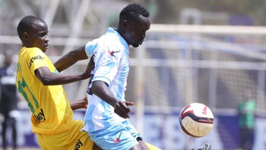 Mathare United v Thika United.