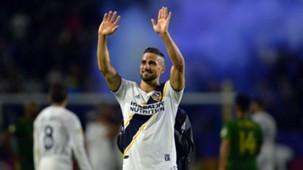 Sebastian Lletget LA Galaxy