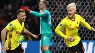 Tom Cleverley Will Hughes Watford