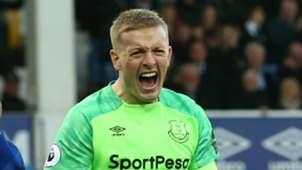 Jordan Pickford Everton 2018-19