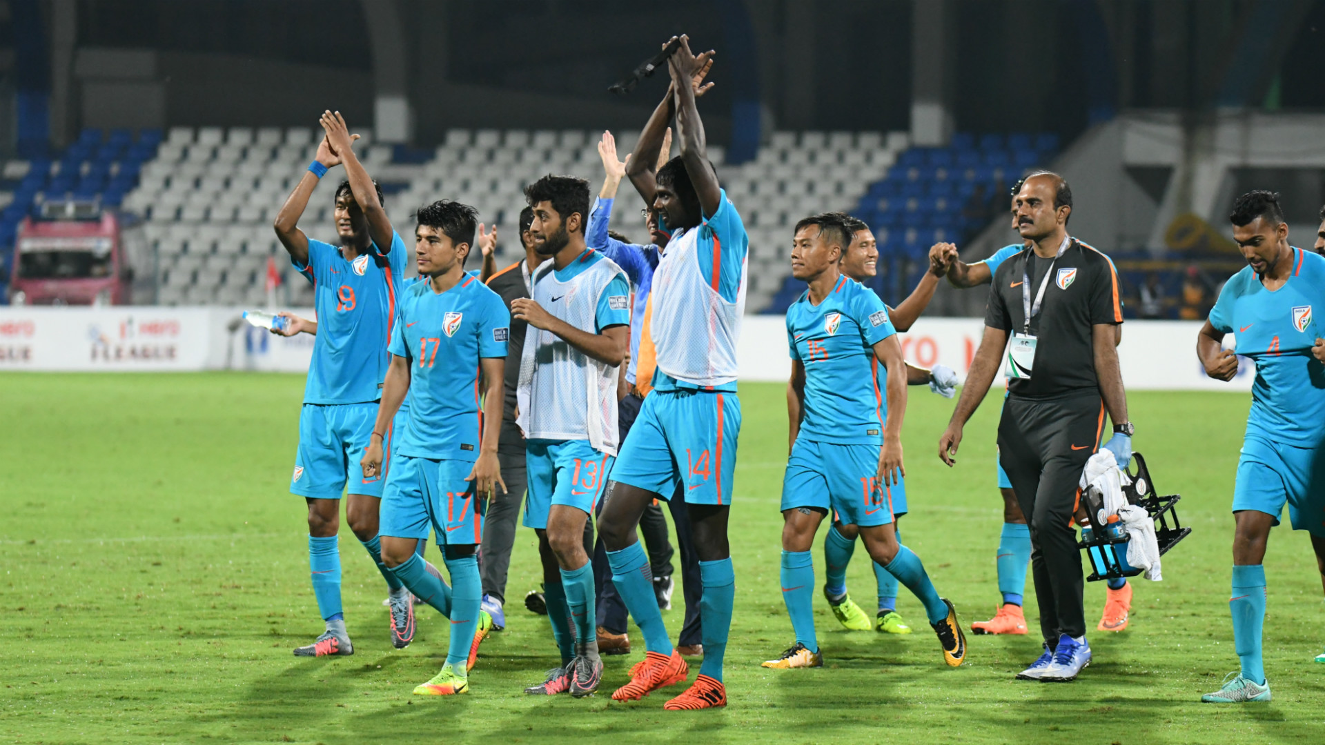 India Macau 2019 AFC Asian Cup qualifiers