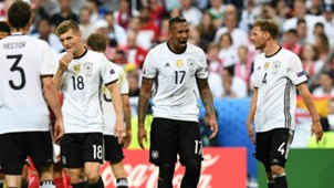 Jerome Boateng Germany Poland European Championship 16062016