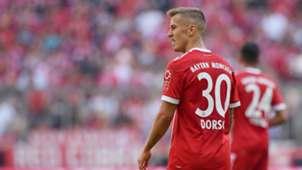 Niklas Dorsch FC Bayern München Bundesliga 28042018