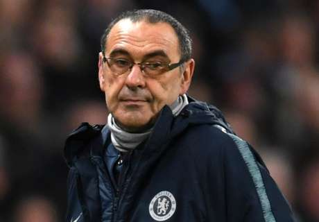 Sarri: I don't know if the players are still with me