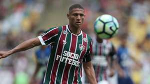 Richarlison Fluminense Santos Brasileirao Serie A 14052017