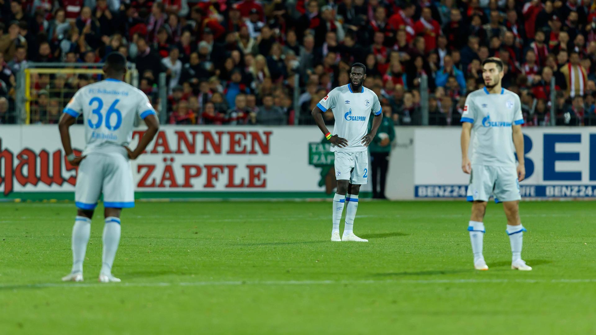 ONLY GERMANY Schalke 04 SC Freiburg Bundesliga