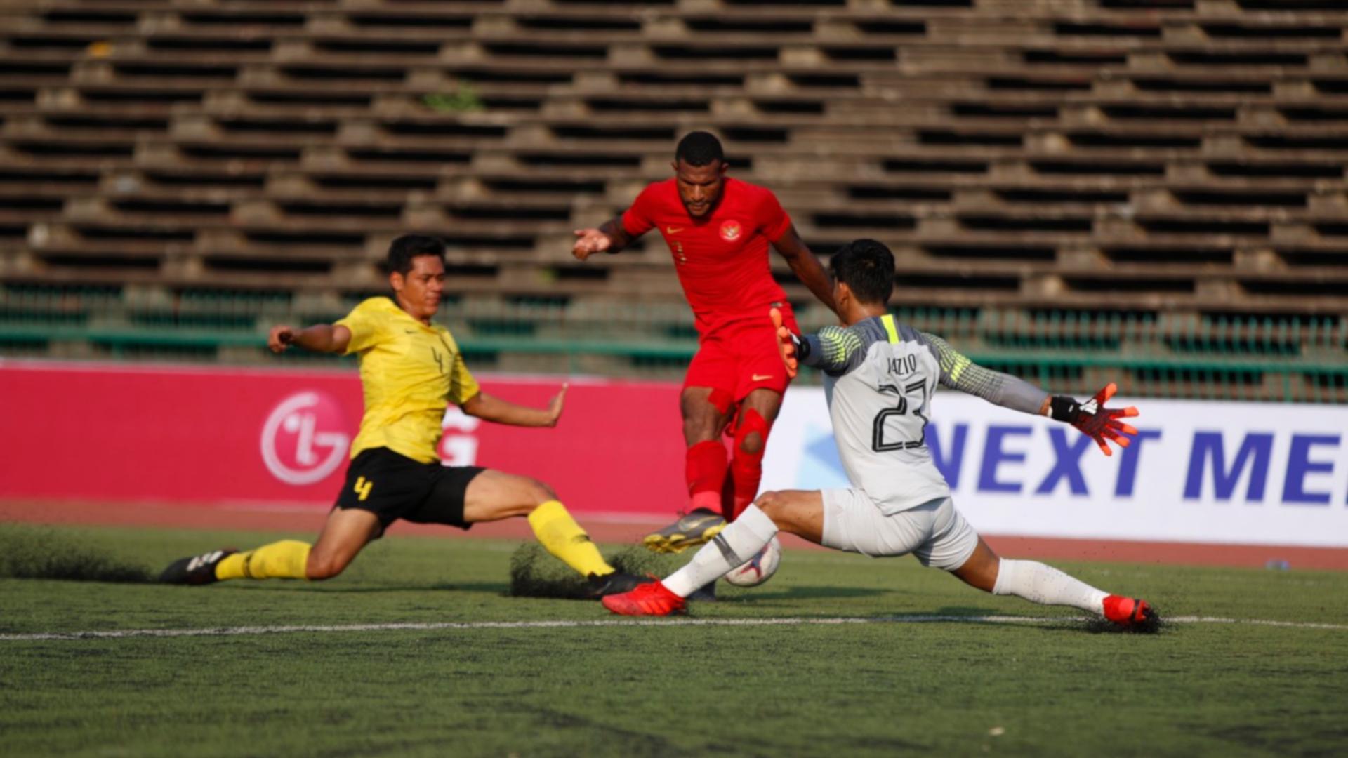 Marinus Wanewar - Timnas Indonesia U-22