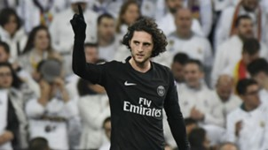 Adrien Rabiot PSG Real Madrid Champions League