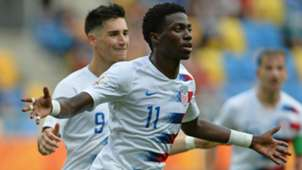 Tim Weah USA Ecuador U20 World Cup 06082019