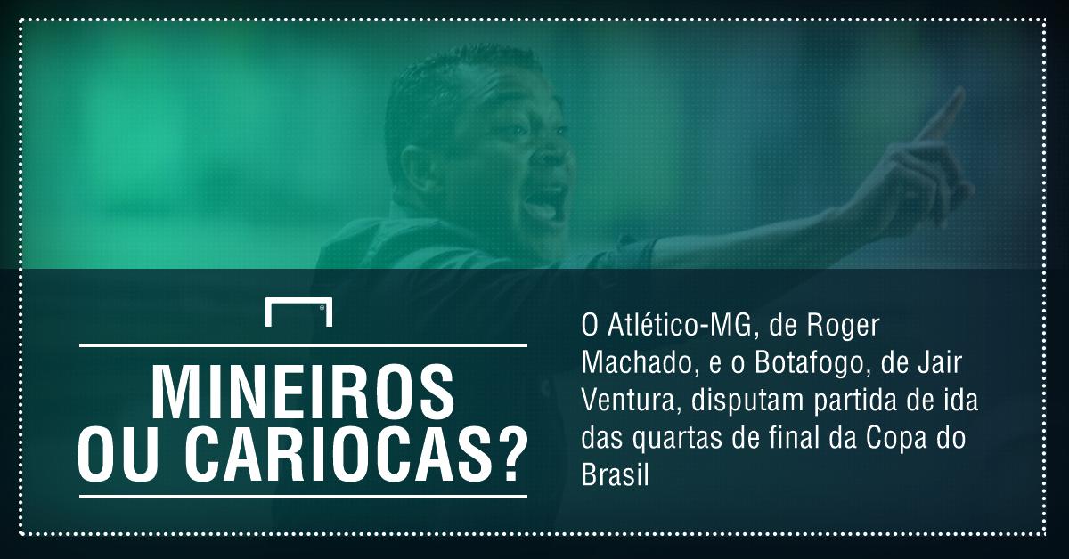 GFX Atlético-MG x Botafogo
