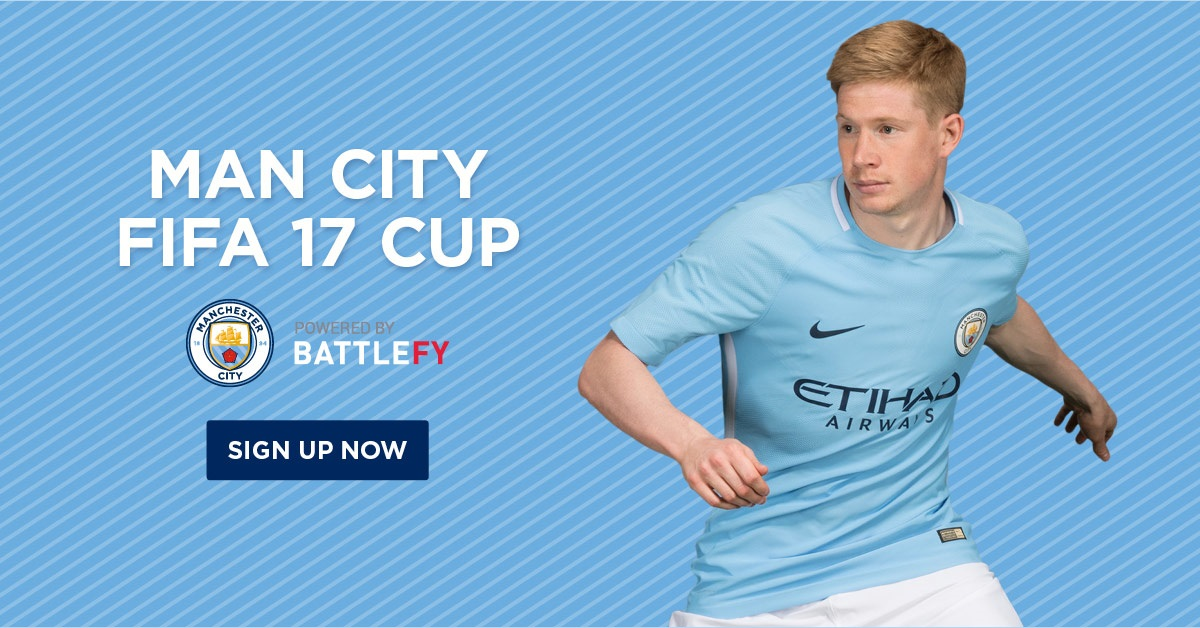 Man City FIFA tournament