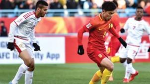 U23 China - U23 Oman