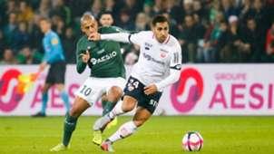 Khazri Lautoa Saint-Etienne Dijon Ligue 1