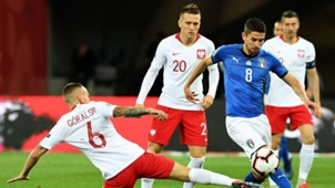Jorginho Poland Italy UEFA Nations League