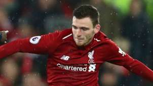 Andrew Robertson Liverpool 2018-19