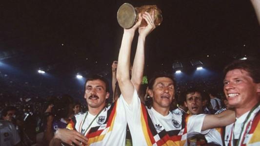 Klaus Augenthaler WM 1990