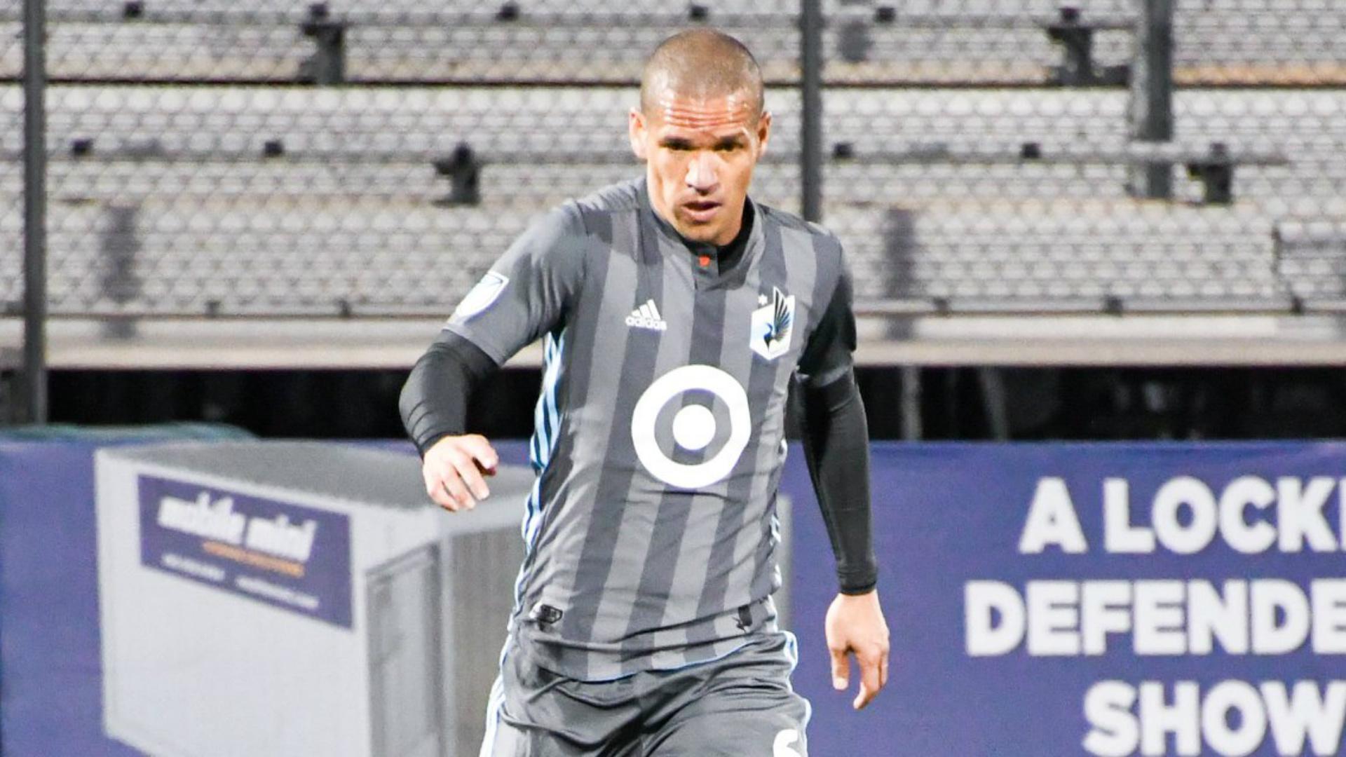 Osvaldo Alonso MLS Minnesota United 02072019