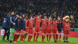 *GER ONLY* FC Bayern celebration Borussia Dortmund BVB