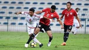 مصر - تونس الأوليمبي