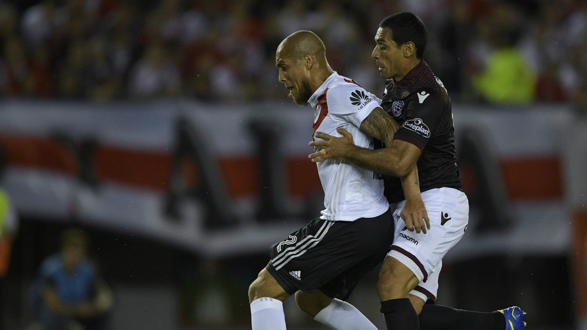 Sand Maidana Lanus River Semifinal Copa Libertadores 31102017