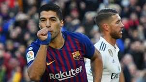Luis Suarez Barcelona 2018-19
