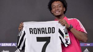 Juan Cuadrado Juventus Turin 11072018