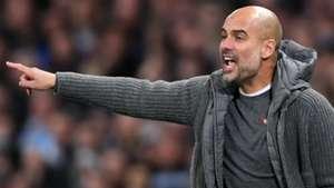 Pep Guardiola Man City 2018