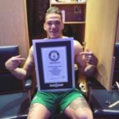 Ederson Manchester City World Record