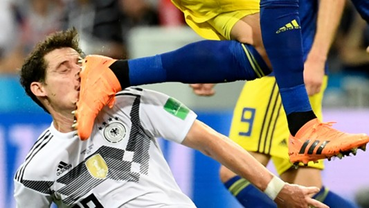 Sebastian Rudy Germany Sweden WC 23062018