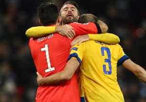 Sette Scudetti per la Juventus, con Buffon, Chiellini, Barzagli, Marchisio e Lichtsteiner protagonisti. Ma chi ha giocato più gare coi bianconeri?