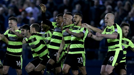Sheffield Wednesday v Huddersfield Town Championship 17052017