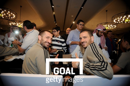Chiellini and bonucci