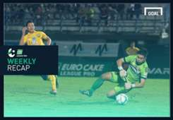 Euro Cake League Pro 19/08/2017